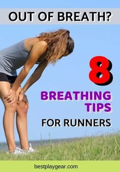 8 essential breathing tips for runners. If you are out of breath while running and want to improve your lung capacity, here are the breathing tips that will help you with running. Running For Beginners, How To Start Running, How To Run Faster, Workout For Beginners, Marathon Tips, Half Marathon Training, Marathon Running, Running Workouts, Running Training