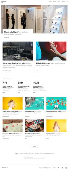 Airbnb Design – A behind-the-scenes look at our design culture, process, learnings, and storytelling. Airbnb Design, Web Design, Work Travel, Design Agency, Storytelling, Behind The Scenes, Culture, Motivation, Website