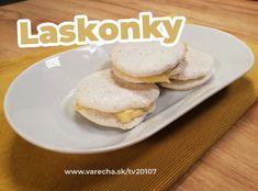 Urobte si tento obľúbený zákusok podľa jednoduchého videoreceptu sami doma! Pancakes, Food And Drink, Breakfast, Desserts, Tv, Essen, Morning Coffee, Tailgate Desserts, Deserts