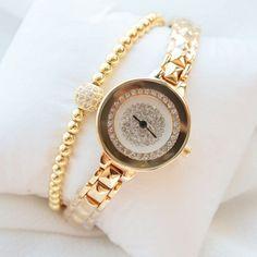 $19.77 (Buy here: https://alitems.com/g/1e8d114494ebda23ff8b16525dc3e8/?i=5&ulp=https%3A%2F%2Fwww.aliexpress.com%2Fitem%2FNew-Arrivals-BS-Brand-Luxury-Full-Diamond-Bling-Gold-Bracelet-Watch-Giving-Crystal-Bangle-Present-For%2F32687728110.html ) New Arrivals BS Brand Luxury Full Diamond Bling Gold Bracelet Watch Giving Crystal Bangle Present For Women for just $19.77
