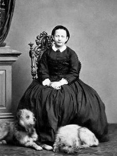 Her Royal Highness Princess Therese of Bavaria (1850-1925)