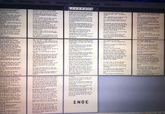 Die Rohfassung meines zweiten Romans ist endlich fertig!