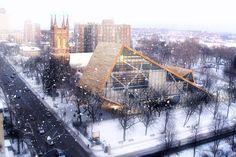 BIG: Musee National des Beaux-Arts du Quebec