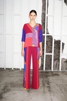 Courtesy Peter Pilotto  - HarpersBAZAAR.com