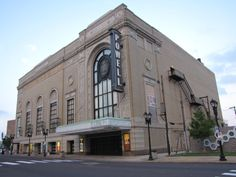 Powell Hall, home of the St. Louis Symphony, in Grand Center