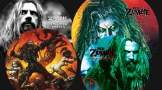 On December 12, Universal Music Enterprises will release four essential Rob Zombie albums on limited edition picturedisc vinyl: Hellbilly Deluxe, The Sinister Urge, Educated Horses, and Venomous Ra...