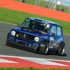 Fancy Cars, Retro Cars, Vintage Cars, Mini Cooper S, Mini Clubman, Racing Events, Mini S, Car Tuning, Love Car