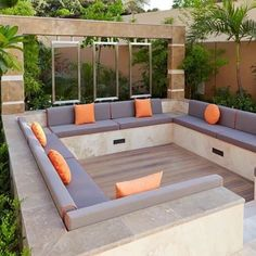 Marvelous Useful Ideas: Gas Fire Pit Seating simple fire pit back yard. Fire Pit Seating, Backyard Seating, Backyard Patio Designs, Garden Seating, Outdoor Seating, Outdoor Spaces, Outdoor Living, Outdoor Decor, Deck Landscaping