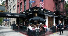 Pete's Tavern NYC - near Gramercy Park