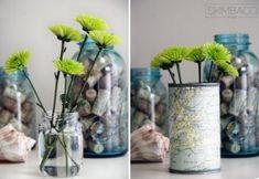 Soup Can Craft – Easy Flower Vase or Pen Holder | Skimbaco Lifestyle | online magazine