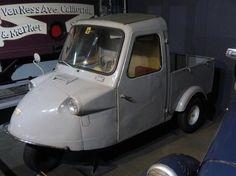 1957 Daihatsu Midget MPA -