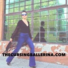 Join Me On My Blog! www.thecursingballerina.com Style inspiration, some tips, some ballet, views of Los Angeles, but mostly just fashion fun. Other