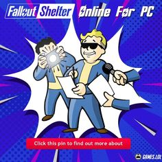 Manage your Dwellers' strengths! Create a team that's composed of versatile skills, and you'll go far in the Wasteland of Fallout Shelter Online. #FalloutShelterOnline #FalloutShelterOnlineFree #FalloutShelterOnlinePC #FalloutShelterOnlineDownload #FalloutShelterOnlineGame Play Fallout, Vault Tec, Online Games, A Team, Fallout Vault, Shelter, How To Find Out, Create, Fictional Characters