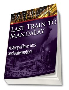 The second novel in David's 'Unexplored Territory' trilogy set in New York and Burma, out soon.