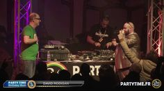 DAVID RODIGAN  @ PARTY TIME BIRTHDAY BASH - LIVE HD - 15 YEARS @ Cabaret...