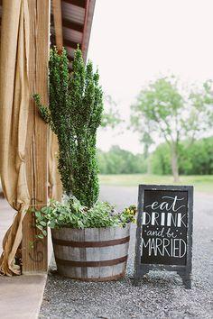 Arkansas Farm Wedding by Kati Mallory - Southern Weddings Magazine Lakeside Wedding, Farm Wedding, Forest Wedding, Wedding Signage, Wedding Venues, Wedding Ideas, Wedding Stuff, Southern Weddings, Real Weddings