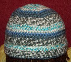 tuca teje: Mi primer patrón: un gorro para bebé / My first pattern: a baby hat