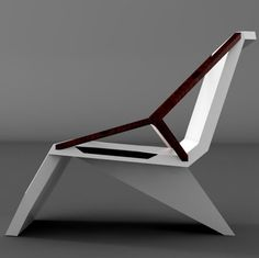 Lou Chair by Miguel Angel Martinez