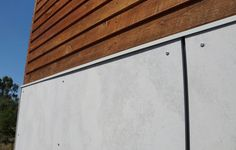 Cemintel BareStone + Contrast Feature Timber