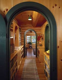 Fairy Tale Cottage Interiors