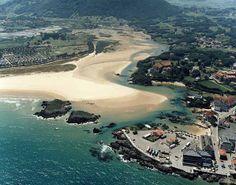Playa de Joyel, Isla, Cantabria