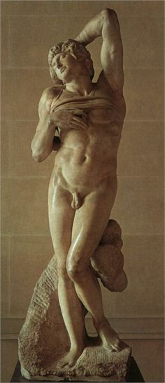Michelangelo, The Dying Slave, c. 1513 - 1515