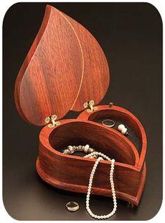 Sweetheart Music Box