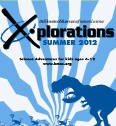 Museum of Natural Science Summer Camps - Note:  ages 6-12