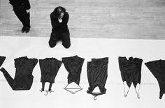 Yohji Yamamoto S/S 91