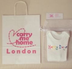 Happy days at carry me home baby . London