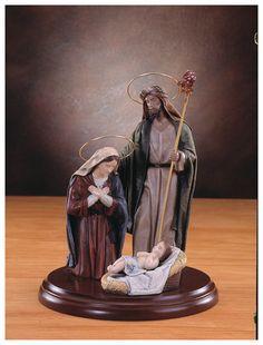 Nacimientos de Navidad (Misterios Navideños) - Belenes Laravid - Figuras de Navidad