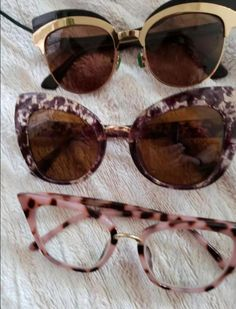 2a93720dbe Martha Cat Eye Pink Tortoise Glasses FA0457-01