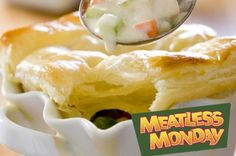 Vegetable Pot Pie | Klondike Brands