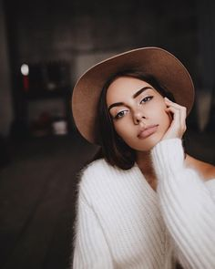 Gorgeous Female Portrait Photography by Alena Andrushenko #inspiration #photography