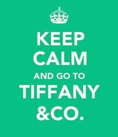 bfaa1346b88c Im truning my bedroom into Tiffany blue cant wait it my spring  summer  color Keep. Keep Calm PostersKeep Calm QuotesQuotes ...