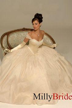 Hollywood Dreams bridal gowns BAHD0012  $269.00 (USD)  www.millybridebridal.com offer 2012 Wedding Dresses, Bridesmaid Dresses, Evening Dresses ,2012 Prom Dresses ,Flower Girl Dresses And Mother Of The Bridal Dresses. www.millybridebridal.com