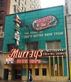 Murray's Steakhouse in Minneapolis, MN