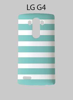 Tiffany Striped LG G4 Case Cover