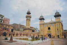 Волшебный Никях в центре Лахора. #nikah #indianwedding #indianlove #indianfashion