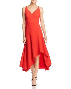 c263718e76 Elie Tahari Susie Asymmetric Dress - 100% Exclusive Women - Dresses -  Cocktail & Party - Bloomingdale's