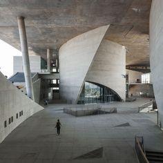 Christian de Portzamparc: Cidade das Artes, Rio de Janeiro