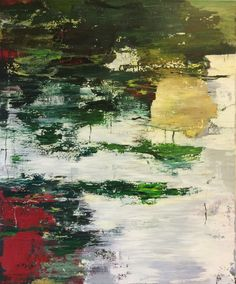 Acrylic on canvas, 120 x 100 cm, Bjørnar Aaslund 2017