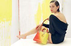 El emblemático Lady Dior se reinventa con dregrades