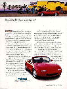 21 best Mazda MX-5/Miata MK1, 1989-1997 (2-Door Roadster) images on ...