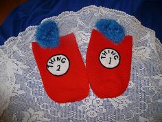 Dr Suess Themed Matching Baby Cocoons with by IAmLivingTheDream, $70.00