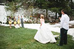 Handmade Cali Wedding with Snow: Kate + Jared game for wedding