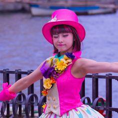 The Magicians, Disneyland, Dancer, Poses, Pink, Image, Figure Poses, Disney Land, Pink Hair