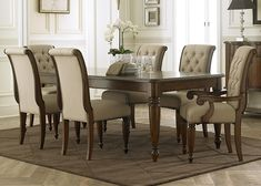 Shop for Liberty Furniture 7 Piece Rectangular Table Set, and other Dining Room Sets at Hunter's Furniture in Foley, Orange Beach and Gulf Shores, AL. Black Dining Room Furniture, Dining Room Bar, Dining Chairs, Dining Rooms, Arm Chairs, Wolf Furniture, Kitchen Tables, Online Furniture, Royal Furniture
