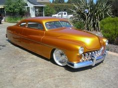 ('51 Ford Mercury Merc)