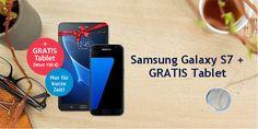 Samsung Galaxy S7 + GRATIS Tablet bei O2 #samsung #sale #galaxy #gratis #tablet #smartphone #o2 #gutscheinlike #rabatt